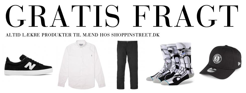 Herre modetøj tilbud- ShoppinStreet.dk - Hornbæk shopping